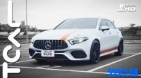 【新車試駕】Mercedes-AMG A 45 S 4MATIC+ 421匹